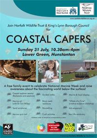 coastal capers