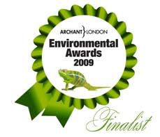 Archant London Environmental Awards 2009