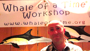 Ian Rowlands, Co-Founder Planet Whale, WhaleFest at Whale of a Time Workshop