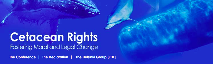 cetaceans rights petition